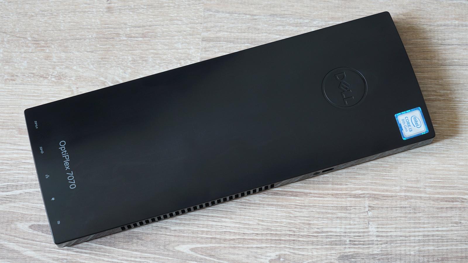 Dell OptiPlex 7070 Ultra: модульный компьютер, который превращает в моноблок любой монитор - 1