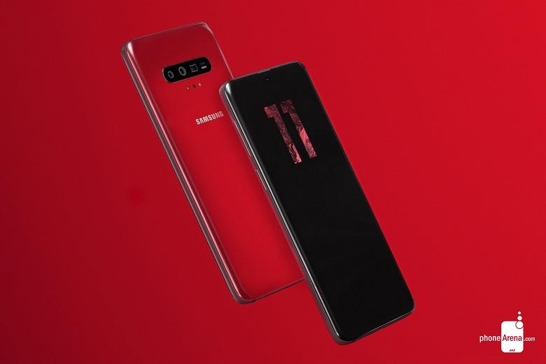 Samsung Galaxy S11 с необычным модулем камеры появился на качественных изображениях