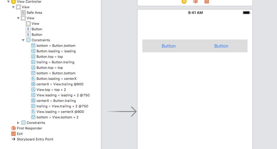 Segmented Control своими руками, как в iOS 13.0 и выше - 9