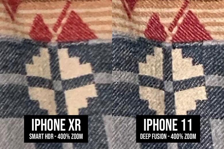 iPhone 11 и новая технология Deep Fusion. Есть ли разница в качестве фото?