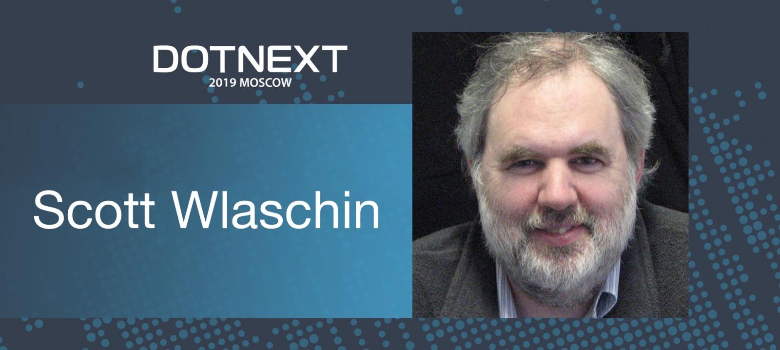 «Освоить F# не сложнее, чем Entity Framework или WPF»: интервью со Скоттом Влашиным - 1