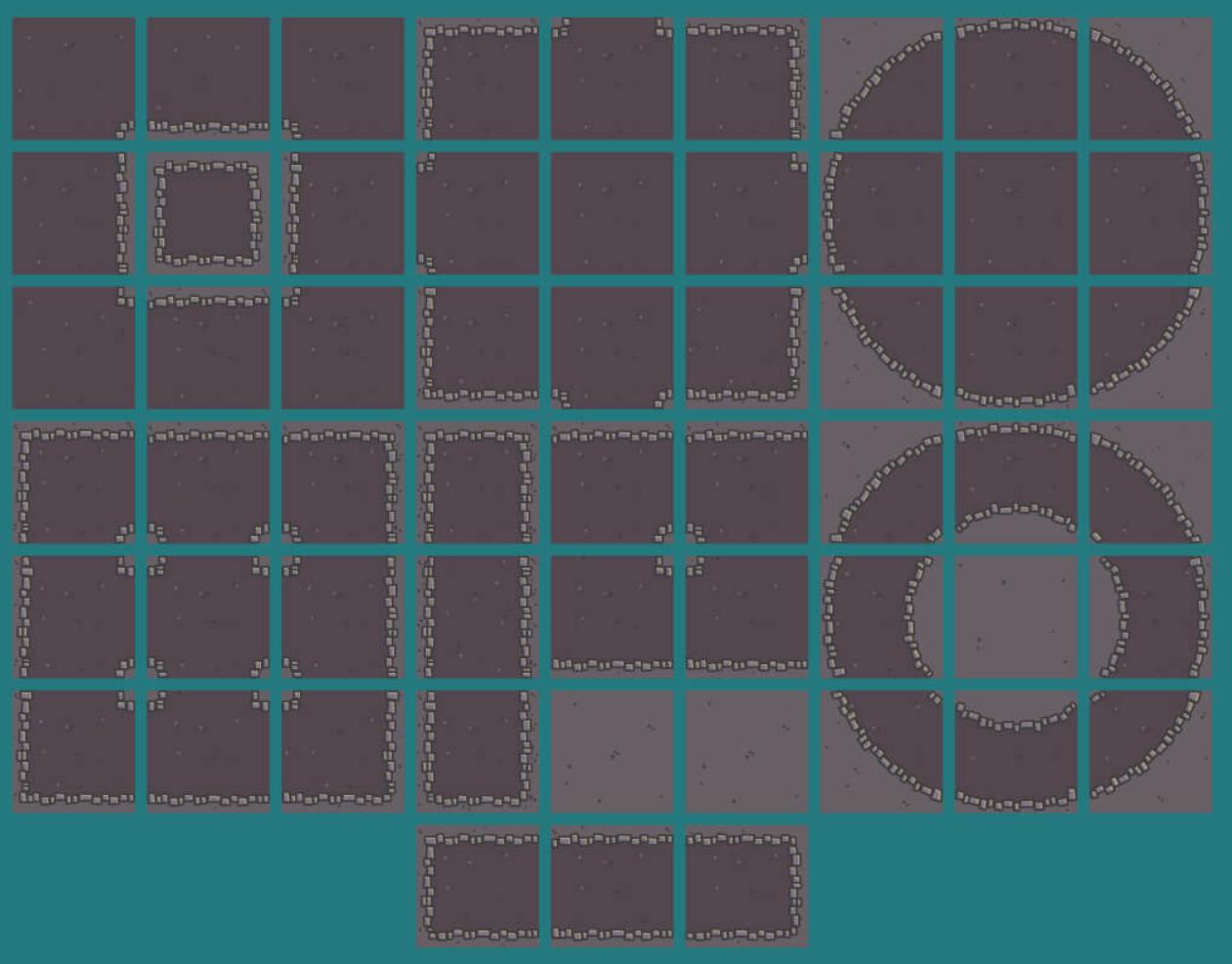 Splatter tiles: как без особой возни создавать тайлы для игр - 3