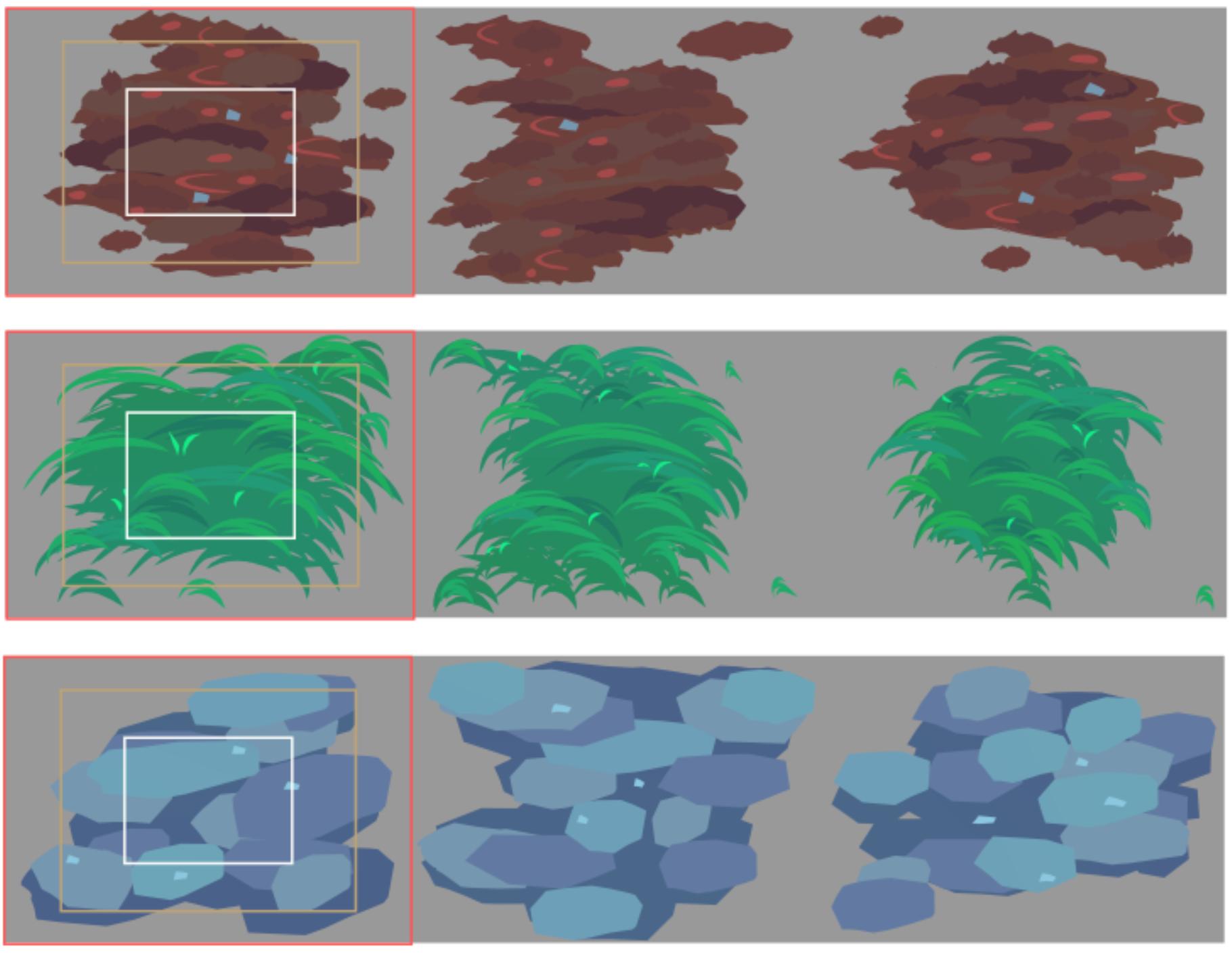 Splatter tiles: как без особой возни создавать тайлы для игр - 5