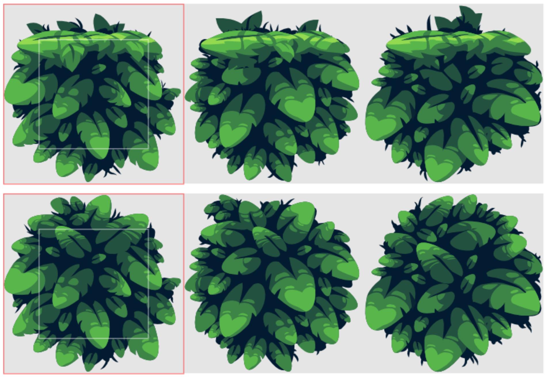 Splatter tiles: как без особой возни создавать тайлы для игр - 7