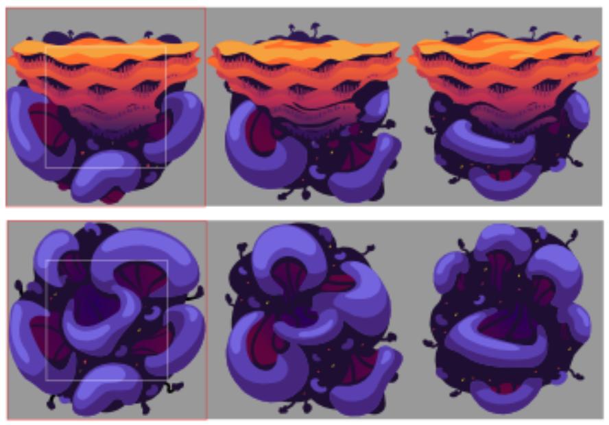 Splatter tiles: как без особой возни создавать тайлы для игр - 9