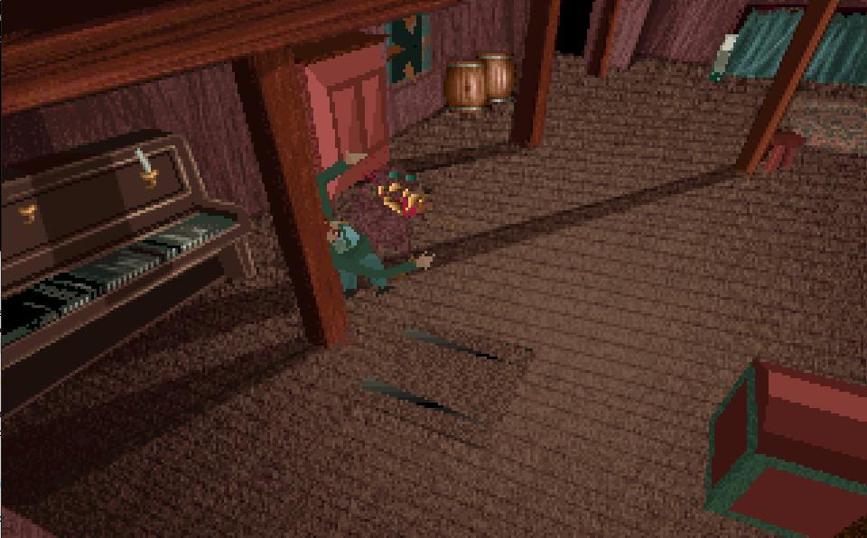 Деревянные игрушки, часть шестая — 1992 - 2