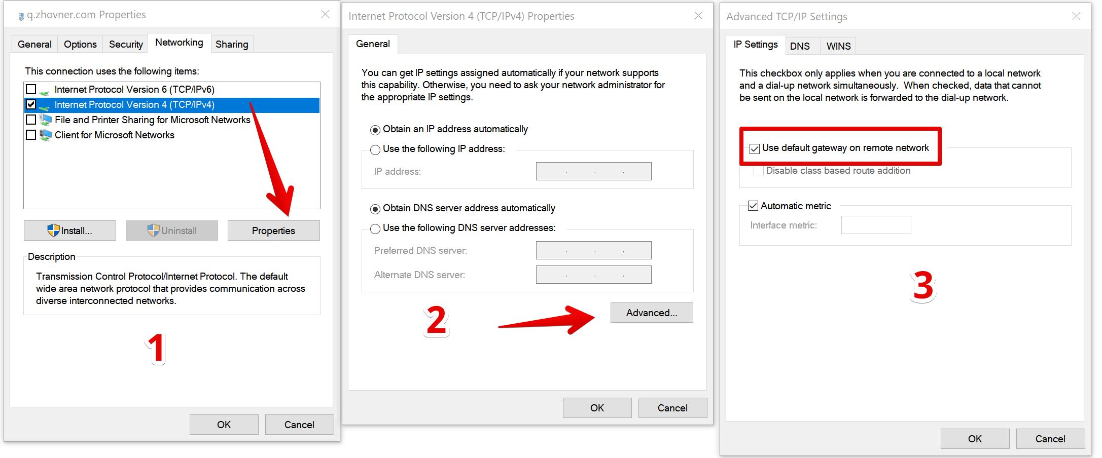 Двойной VPN в один клик. Как легко разделить IP-адрес точки входа и выхода - 10