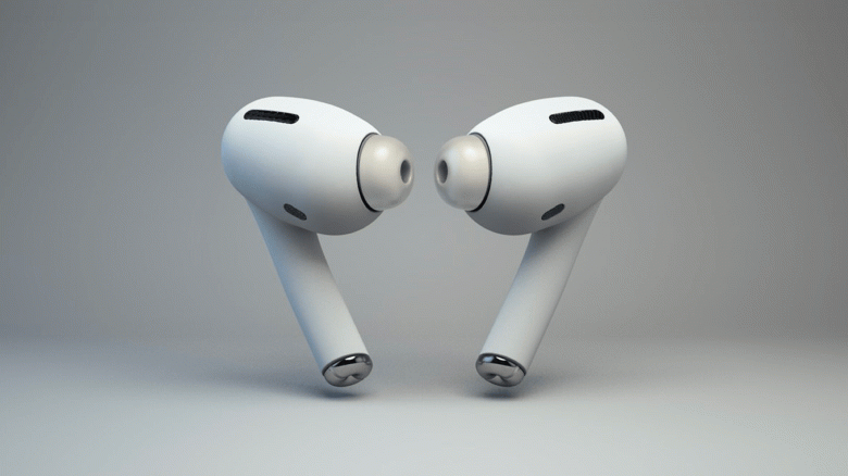 Фен в миниатюре: опубликован рендер наушников Apple AirPods 3