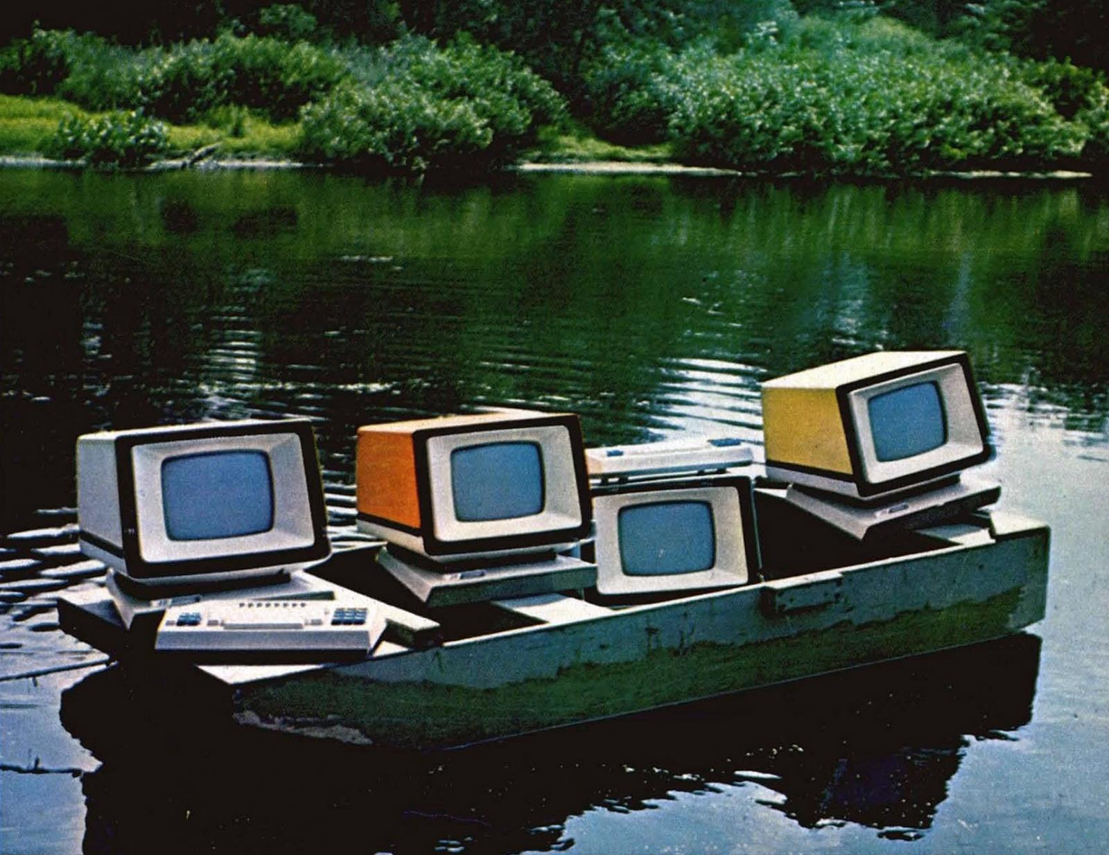 Когда клавиатуры были столами - 16