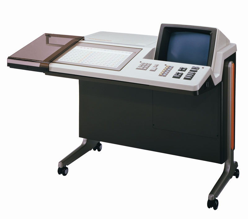 Когда клавиатуры были столами - 18