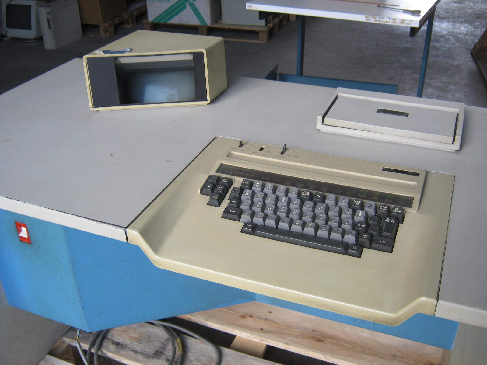 Когда клавиатуры были столами - 19