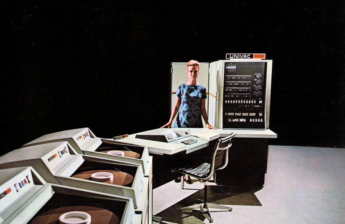 Когда клавиатуры были столами - 2