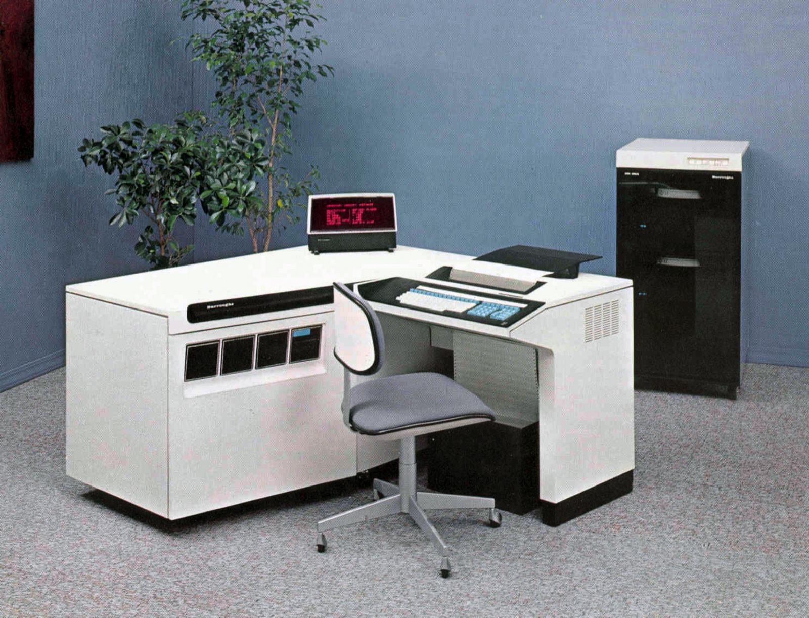 Когда клавиатуры были столами - 21