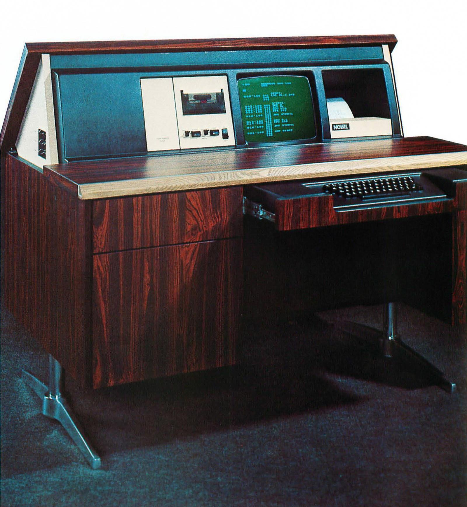 Когда клавиатуры были столами - 25