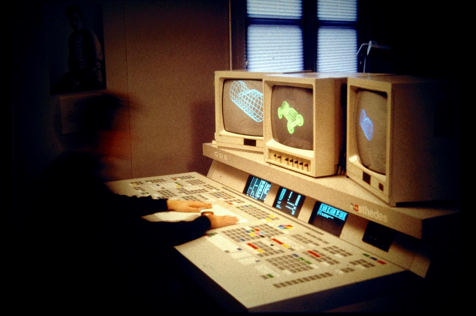 Когда клавиатуры были столами - 30