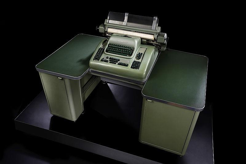 Когда клавиатуры были столами - 7