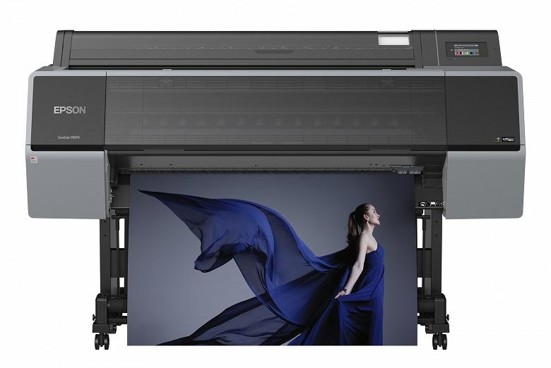 Широкоформатные принтеры Epson SureColor P7570 и P9570 позволяют получить изображения «музейного качества»