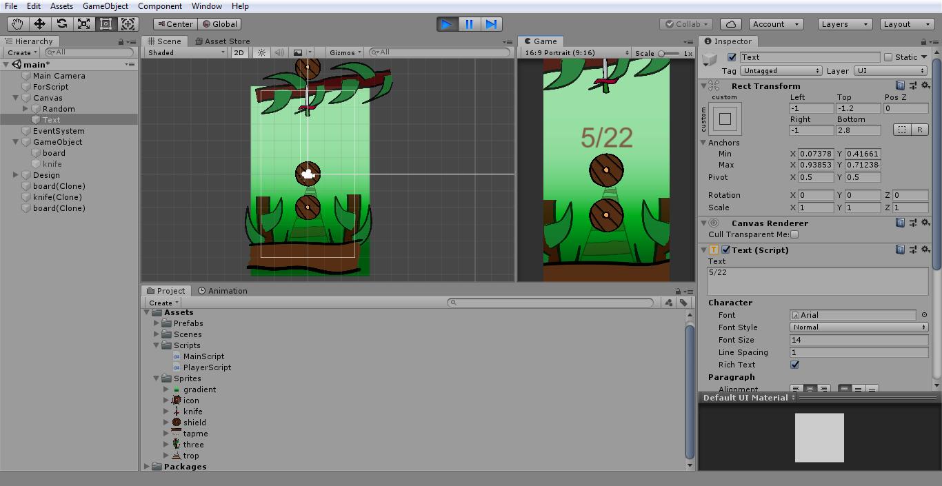 Создание простой кликер-игры с нуля - 12