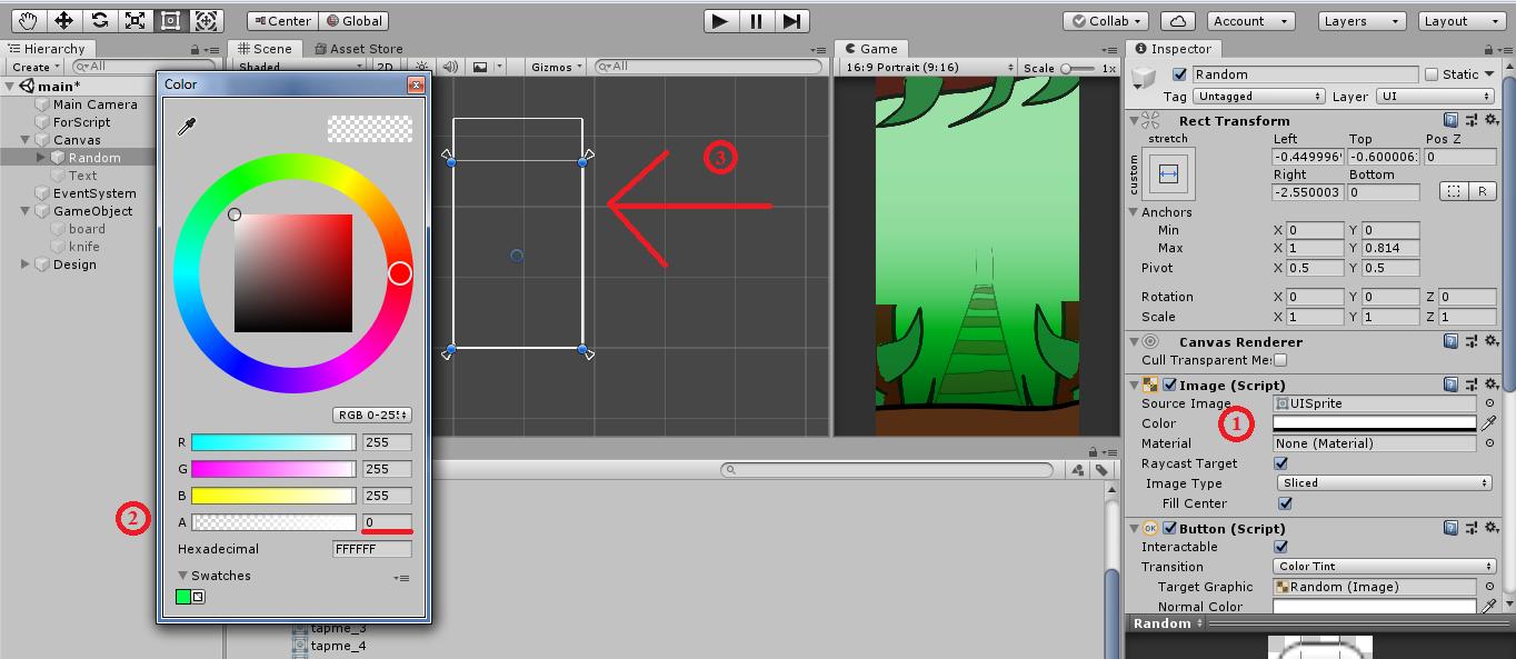 Создание простой кликер-игры с нуля - 8