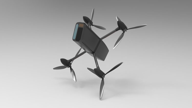 Стартап основателя Oculus начал поставки дронов-перехватчиков с ИИ