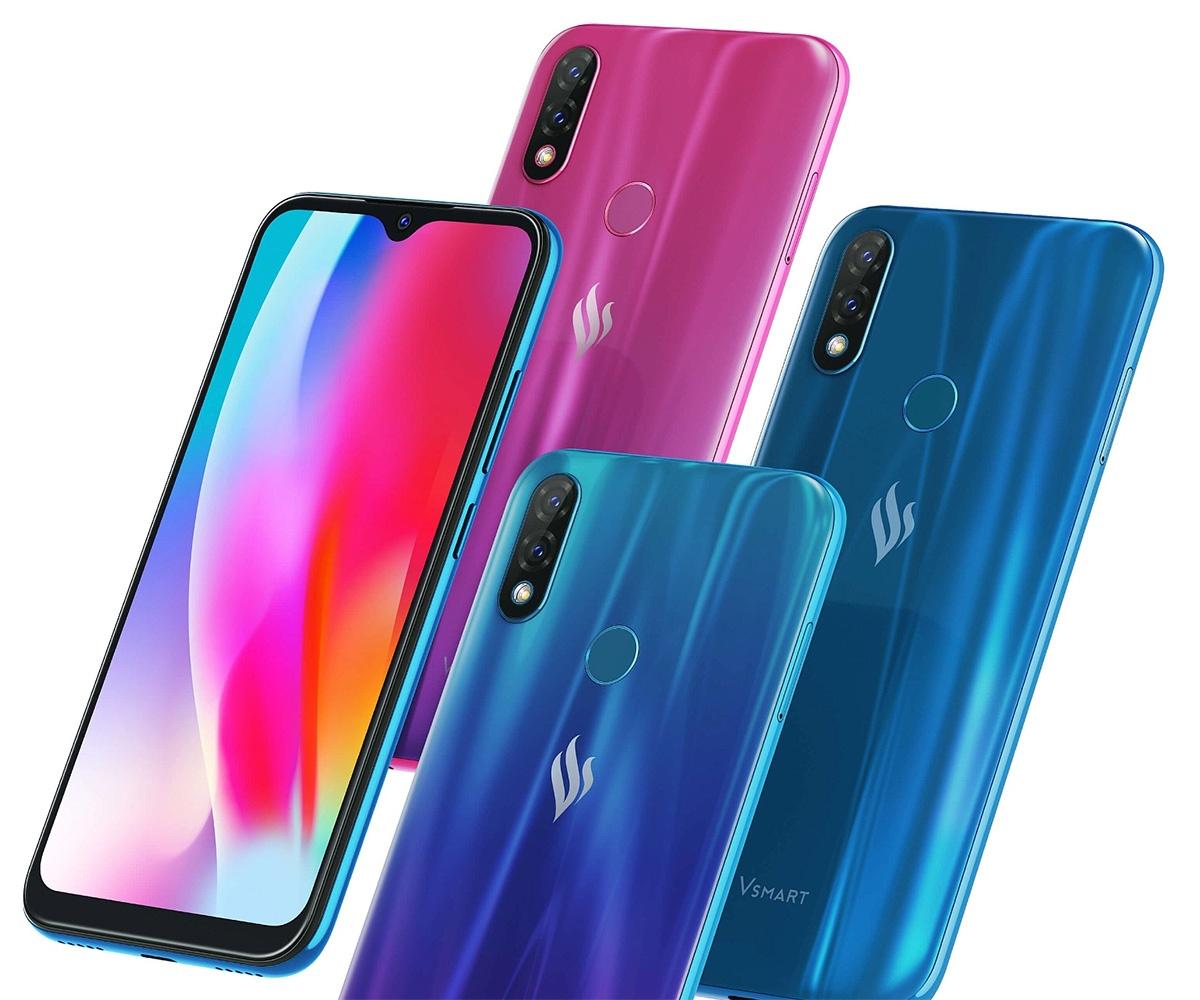 В России начнут продавать первые вьетнамские смартфоны Vsmart на «железе» Qualcomm - 3