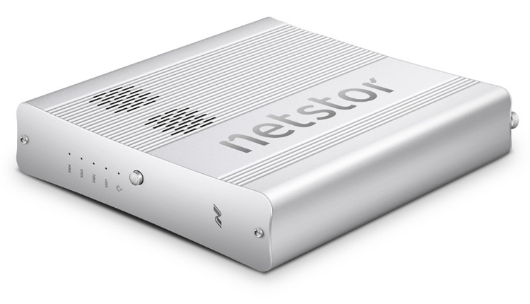 Корпус Netstor NA622TB3 позволяет создать Thunderbolt-хранилище на базе четырёх модулей M.2 NVMe SSD