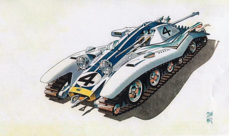 Стиральная машина, башня и другие изобретения автомобильных инженеров