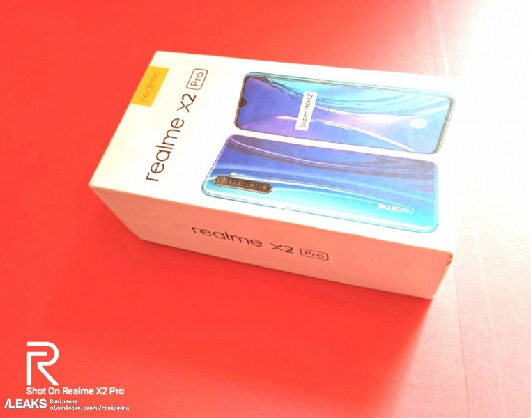 Убийца Xiaomi в заводской упаковке