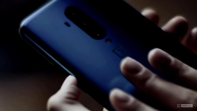 Никто и не заметил. OnePlus 7T Pro показали в ходе анонса OnePlus 7T