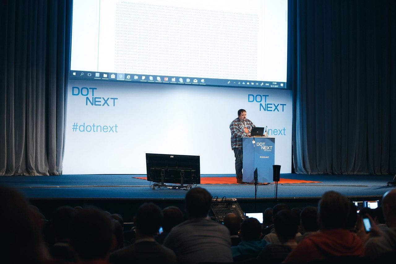 Как приобщать детей к IT и как работать с ML в .NET: интервью с Дмитрием Сошниковым (Microsoft) - 5