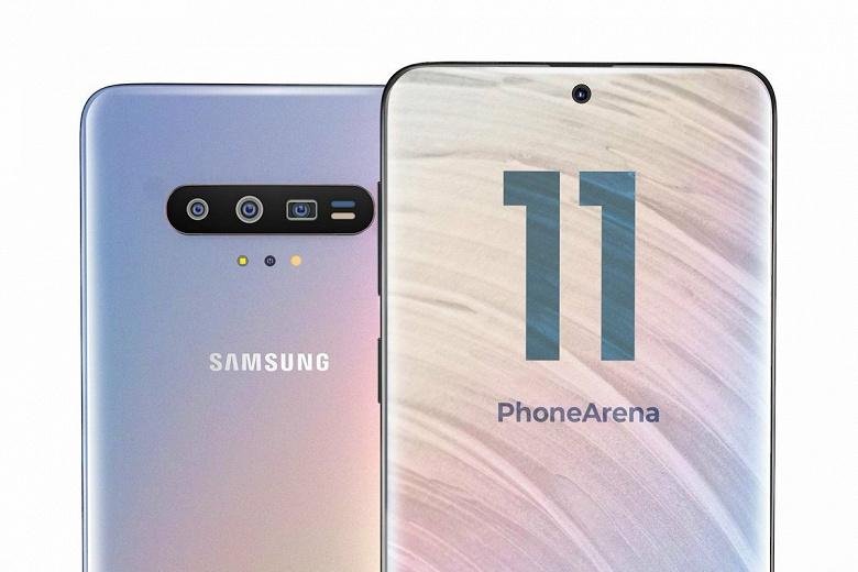 Плавный зум. Samsung Galaxy S11 только внешне похож на Samsung Galaxy S10