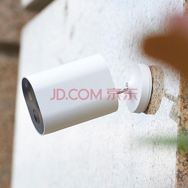 100 дней слежки без подзарядки. Xiaomi выпустила новую аккумуляторную камеру наблюдения за $55