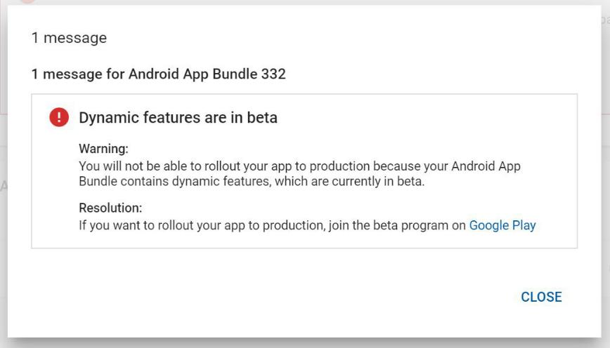 Google Play Instant. Рефакторинг длиною в жизнь - 13