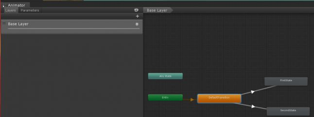 Как использовать прерывания в Unity Animator на полную - 2