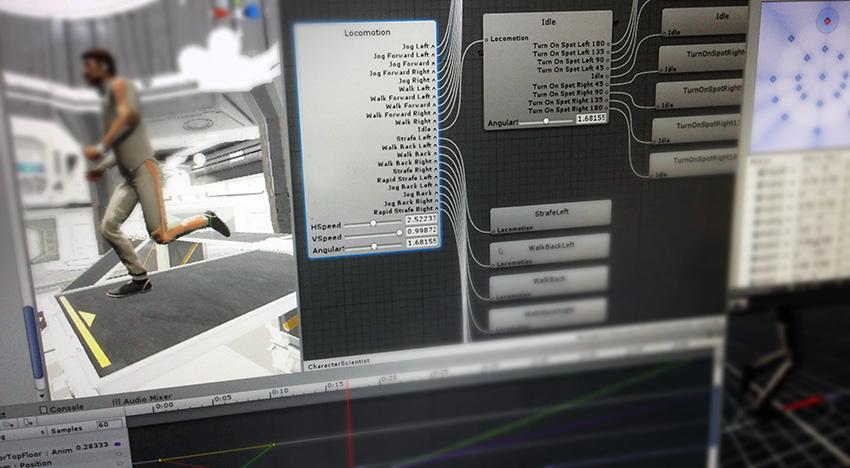 Как использовать прерывания в Unity Animator на полную - 1