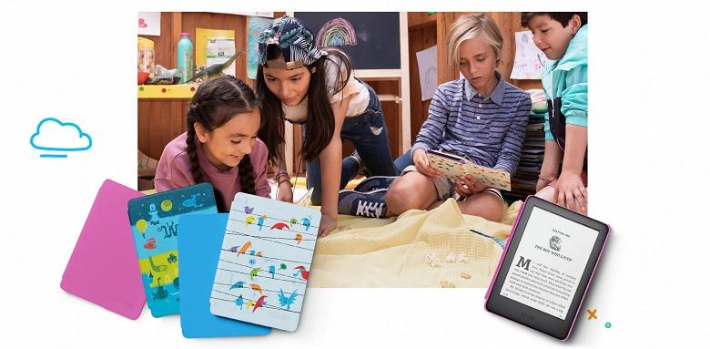 Как приучить ребёнка читать. У Amazon есть ответ