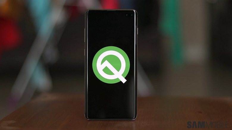 Названы смартфоны Samsung, которые получат тестовую Android 10