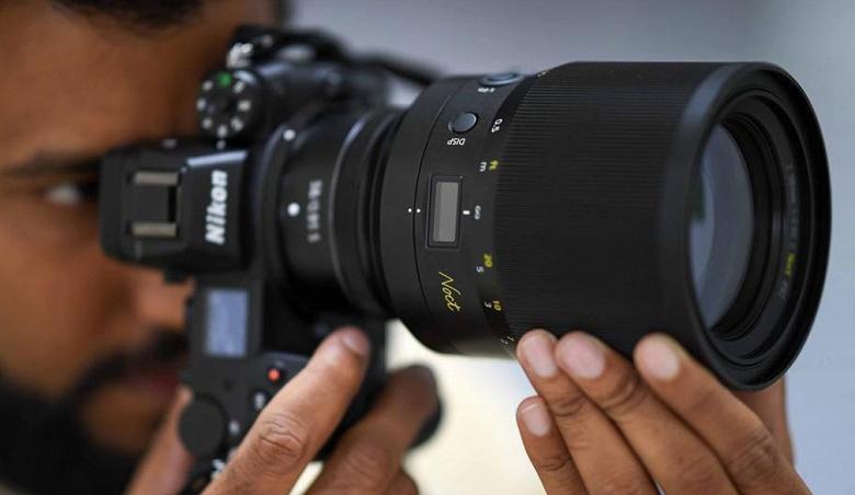 Объектив Nikon Z-Noct-Nikkor 58mm f/0.95 будет стоить почти 8000 долларов