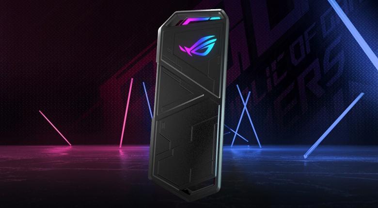 Asus Strix Arion — способ создать быстрый внешний SSD без Thunderbolt