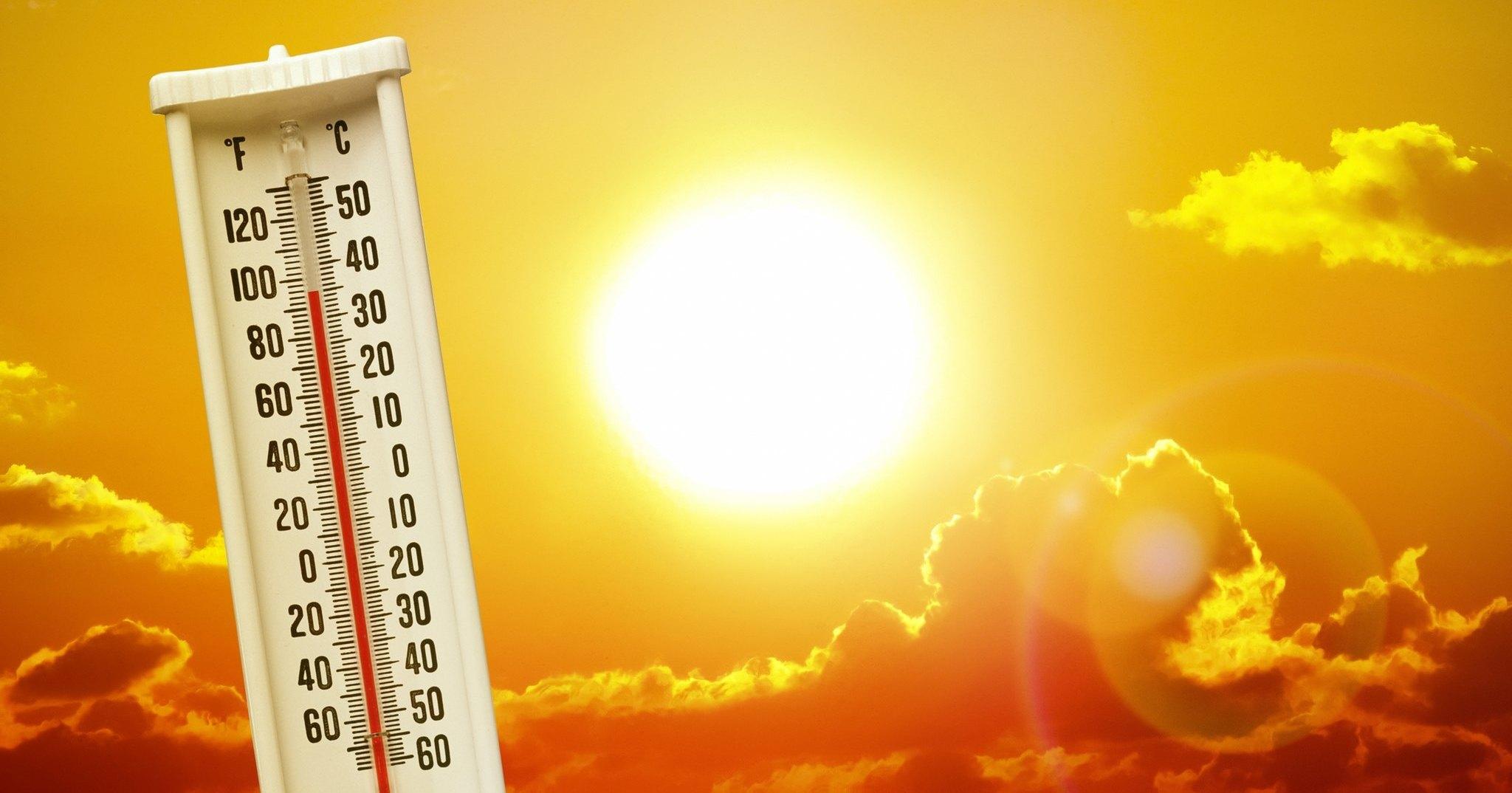 Летняя жара станет ещё сильнее в ближайшие десятилетия