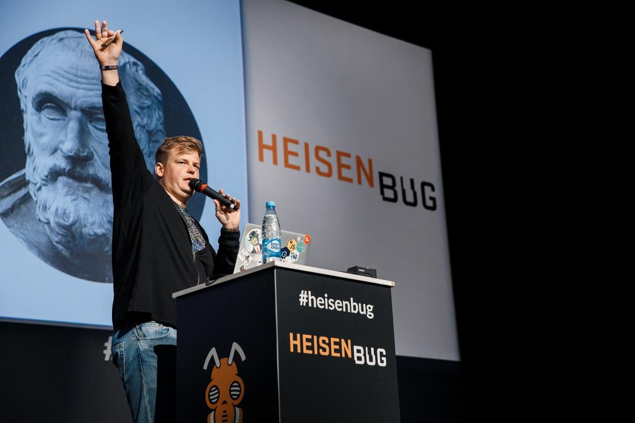 Один маленький шаг для тестировщика: топ-10 докладов Heisenbug 2019 Piter - 1