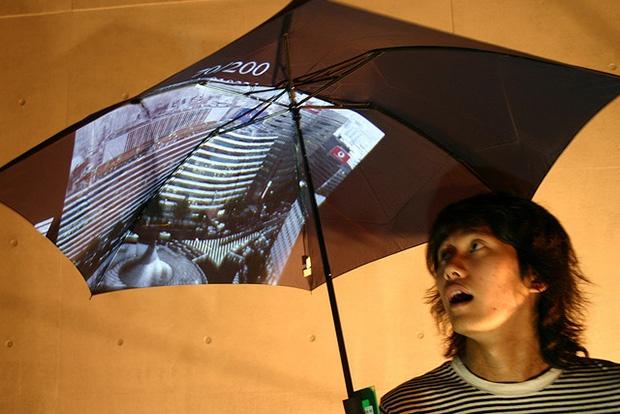 Осенняя подборка: а что вы думаете об умных зонтах? - 10
