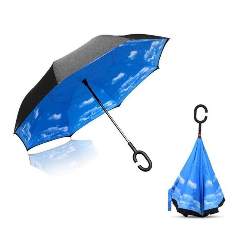Осенняя подборка: а что вы думаете об умных зонтах? - 2