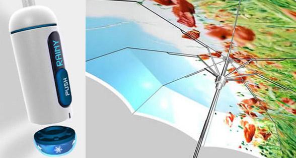 Осенняя подборка: а что вы думаете об умных зонтах? - 9