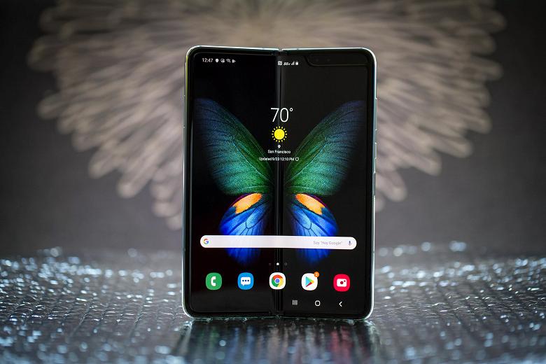 Замена экрана Samsung Galaxy Fold обойдется в 599 долларов