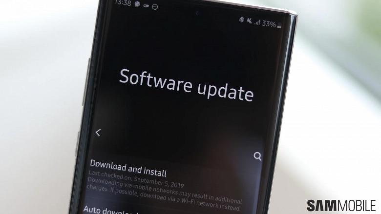 Samsung научила флагманский смартфон Galaxy Note10 фотографировать лучше