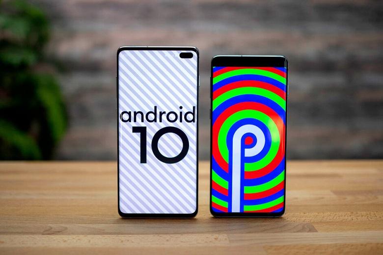 Галерея дня: подробный обзор Android 10 с оболочкой One UI 2.0 на флагманском Samsung Galaxy S10+