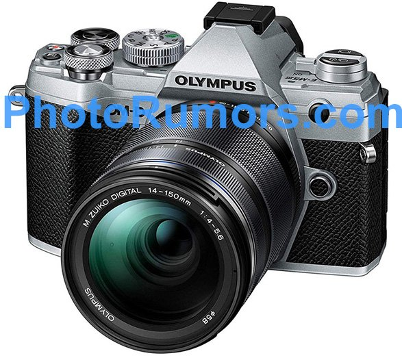 Появились фотографии и технические данные камеры Olympus E-M5 Mark III, а также сведения о цене и дате начала продаж