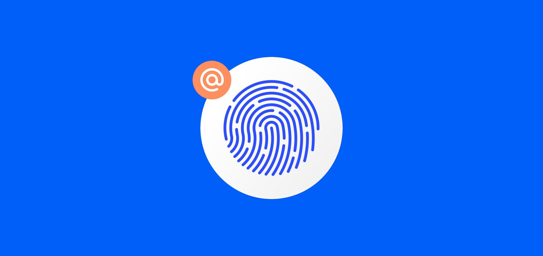 Теперь в Почту и Облако Mail.ru можно войти по отпечатку пальца - 1