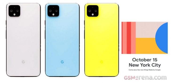 «Возможно розовый», «Слегка зелёный», «Действительно жёлтый» и другие странные цвета Google Pixel 4